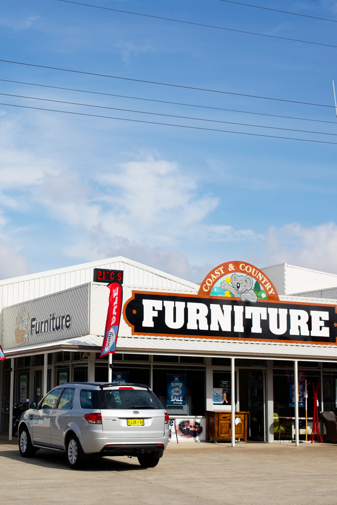 Furniture delivery by coast country furniture port for Furniture courier